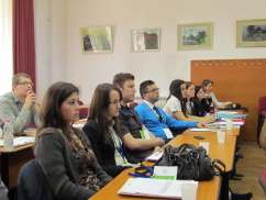 19th Student Conference at Partium Christian University, German Studies Session