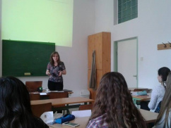 Erasmus+ teaching mobility