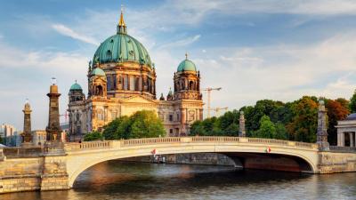 Blick auf den Berliner Dom The Westin Grand Hotel Berlin