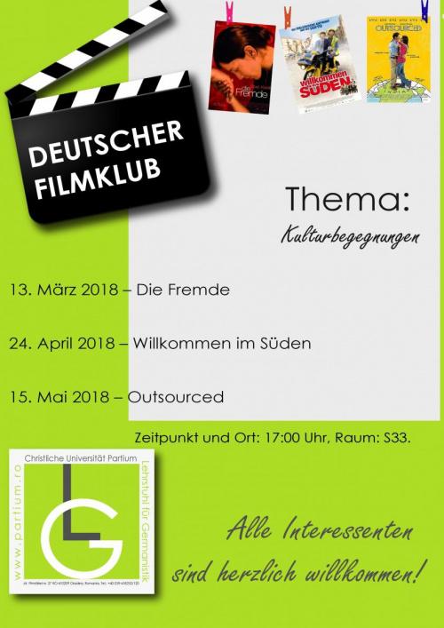 filmklub 2018