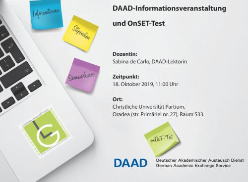 Daad Informationsveranstaltung und Onset Test page 001